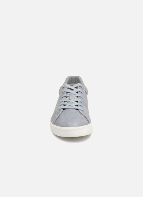 Trainers Mustang shoes Argia Blue model view