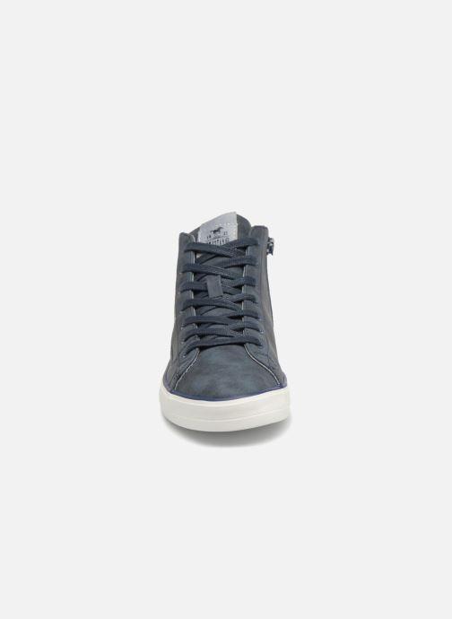 blau Sneaker 322840 Mustang Shoes Arkhas AqHx88Epw