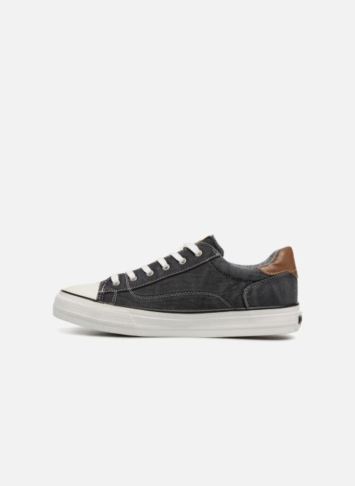 Sneakers Mustang shoes Fanchi Nero immagine frontale