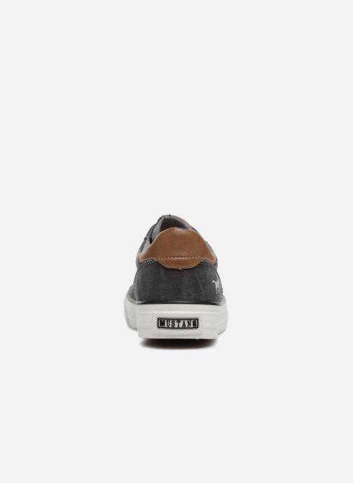 Sneakers Mustang shoes Fanchi Nero immagine destra