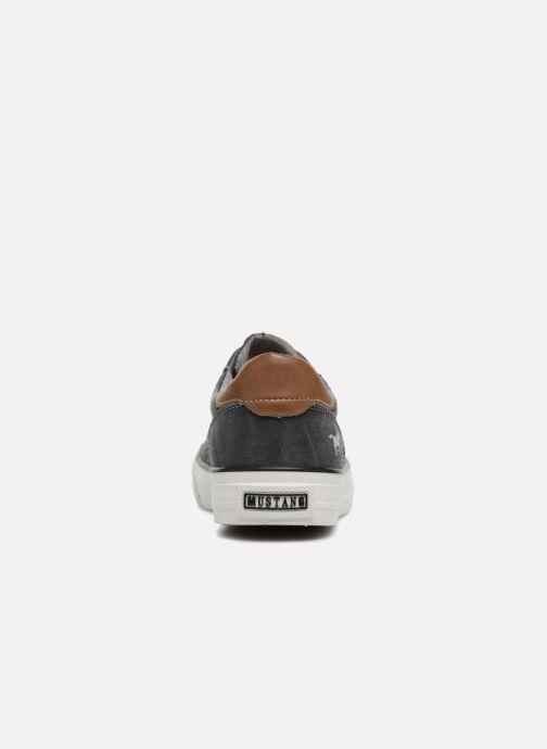 Sneakers Mustang shoes Fanchi Zwart rechts