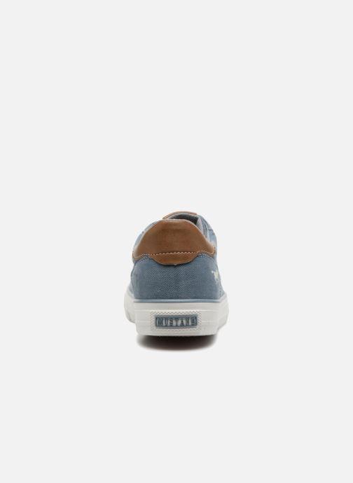 Sneakers Mustang shoes Fanchi Blauw rechts