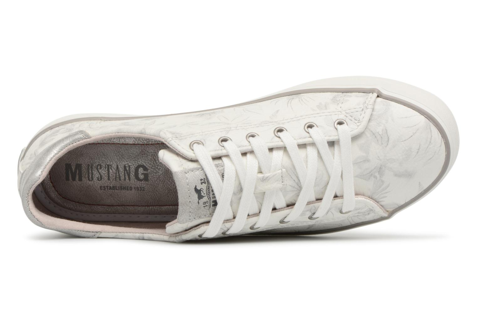 Sneakers Mustang shoes Amsa Wit links