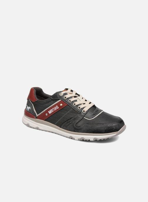 Sneakers Mustang shoes Clago Azzurro vedi dettaglio/paio