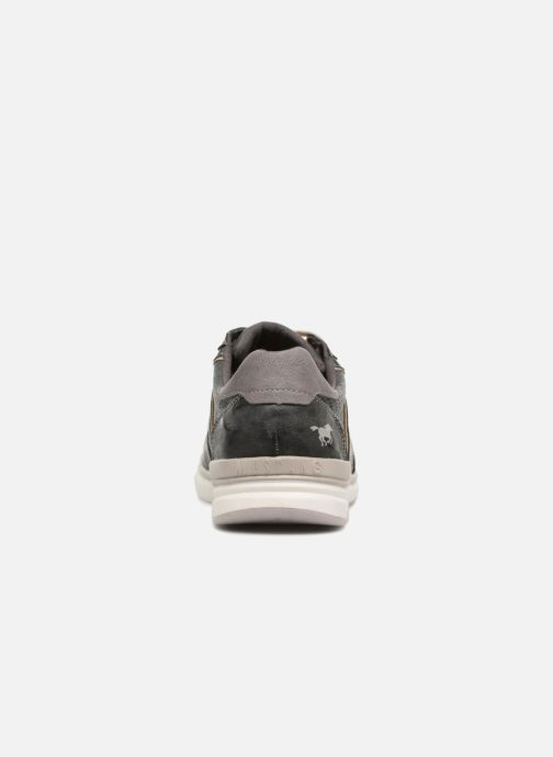 Sneakers Mustang shoes Vlois Grigio immagine destra