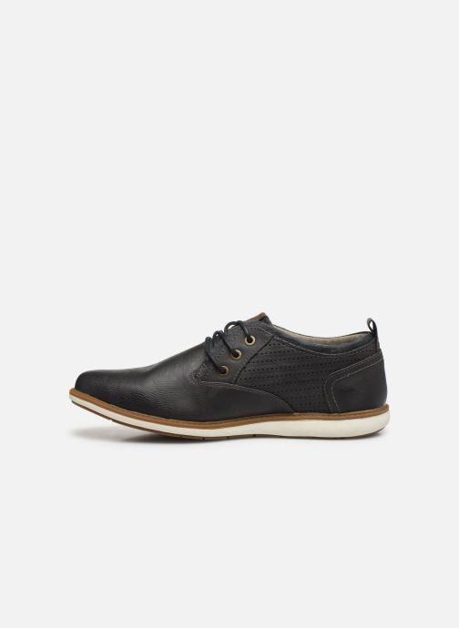 Chaussures à lacets Mustang shoes Pasou Gris vue face
