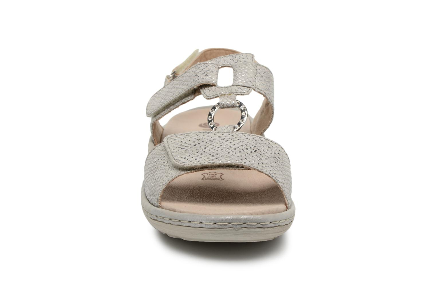 Sandals Remonte Maci D7648 Grey model view