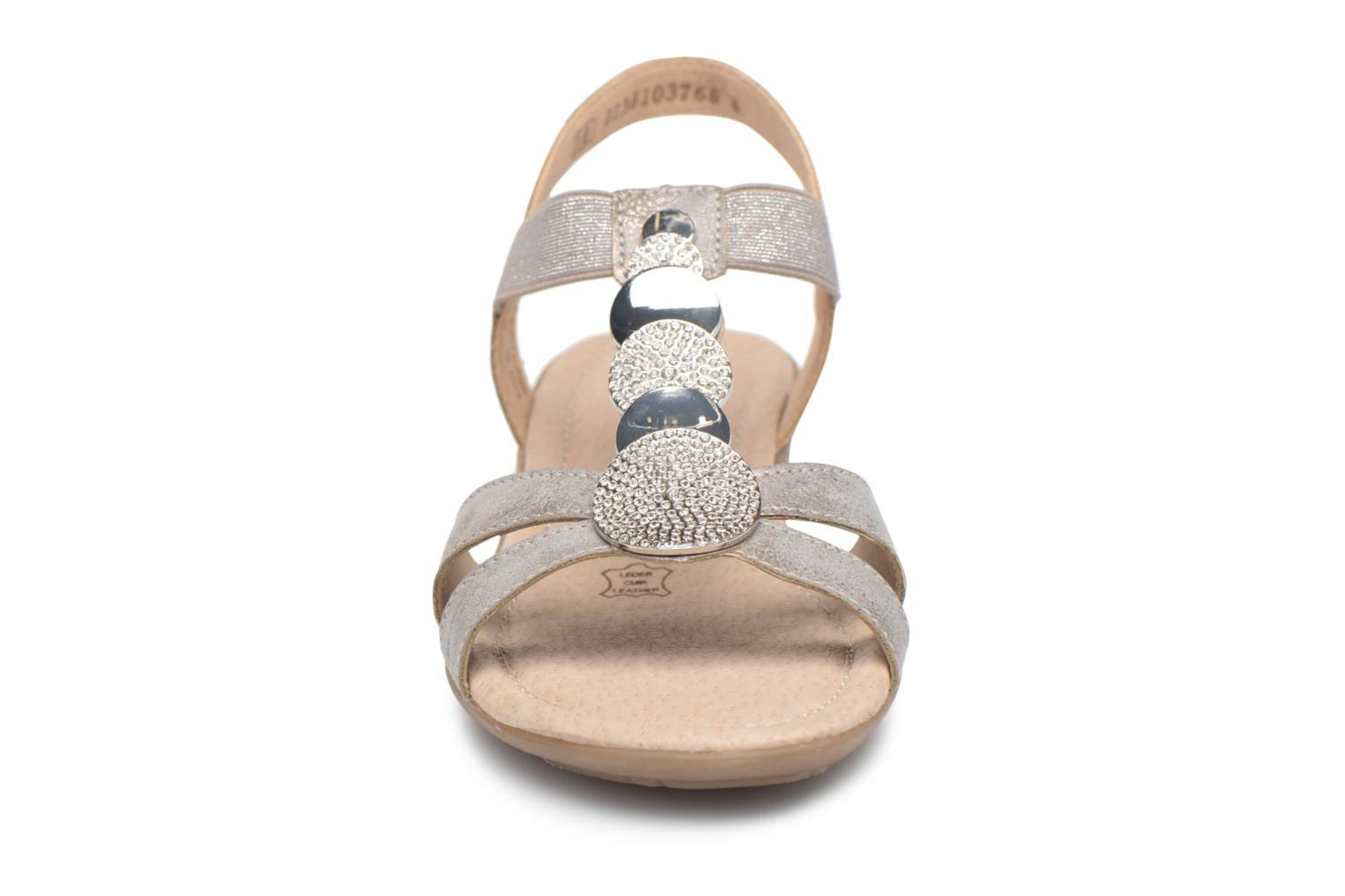 Sandals Remonte Velma R3638 Grey model view