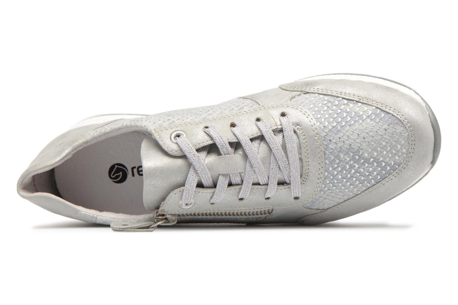 Trainers Remonte Aldora R7010 Grey view from the left