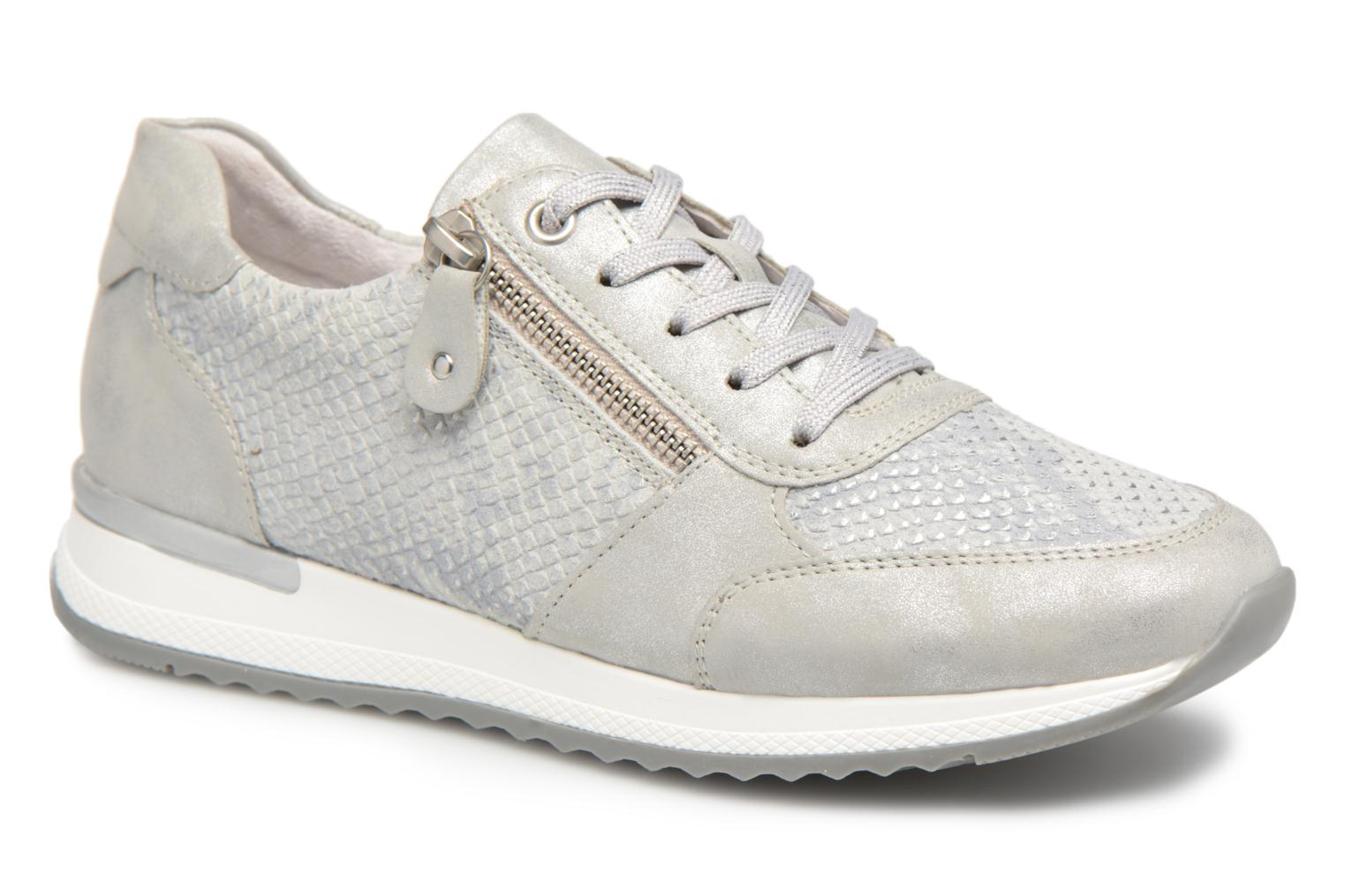 Trainers Remonte Aldora R7010 Grey detailed view/ Pair view