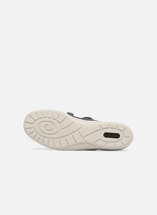 Ballet pumps Remonte Haesel R7615 Blue view from above