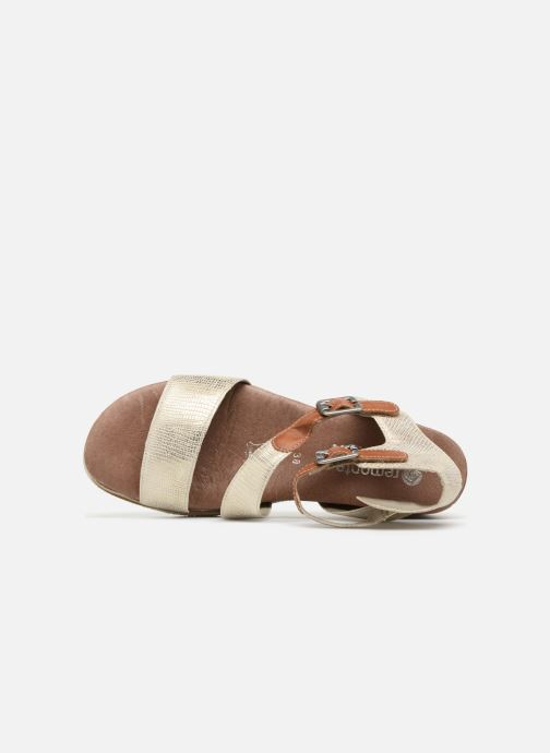 Sandales pieds Remonte Nu Idal Lightgold D6351 Et nw80OmNv