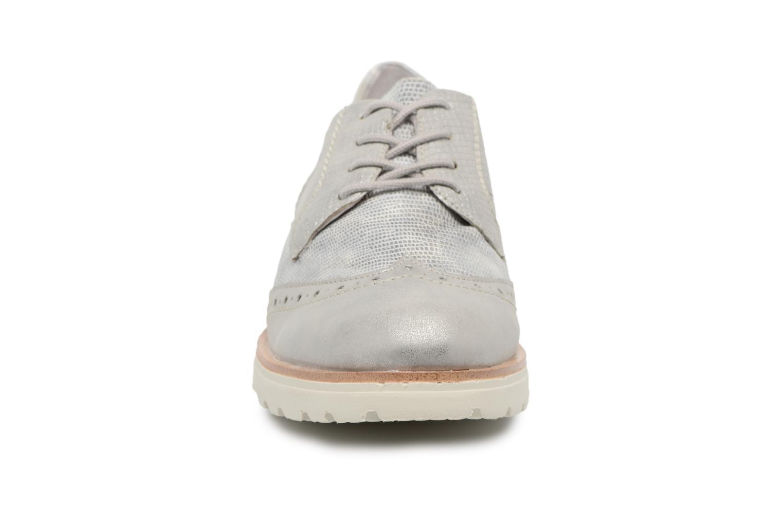 Chaussures à lacets Remonte Nearra R1912 Gris vue portées chaussures