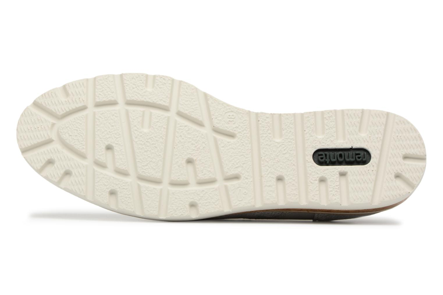 Lace-up shoes Remonte Nearra R1912 Grey view from above