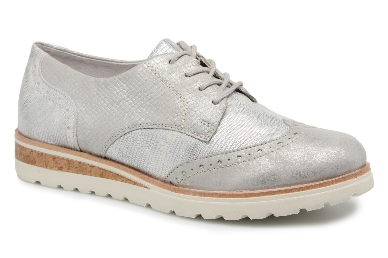 Chaussures à lacets Remonte Nearra R1912 Gris vue détail/paire