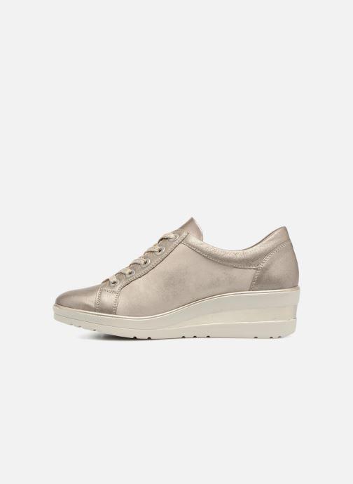 Sneaker Remonte Beryl R7206 beige ansicht von vorne