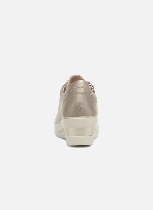 Sneaker Remonte Beryl R7206 beige ansicht von rechts
