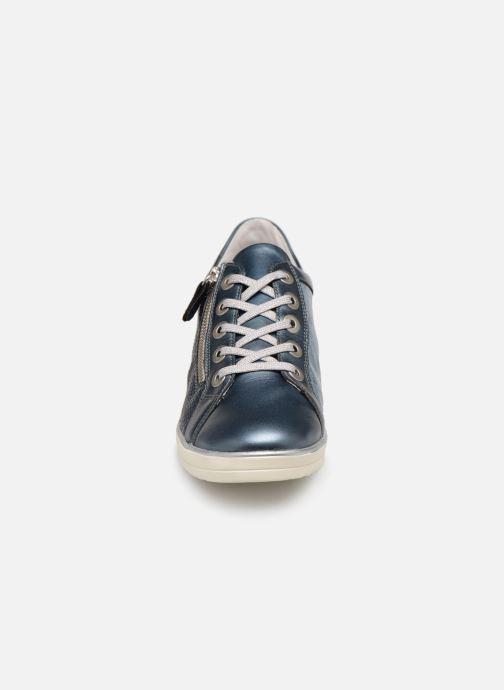Baskets Remonte Beryl R7206 Bleu vue portées chaussures