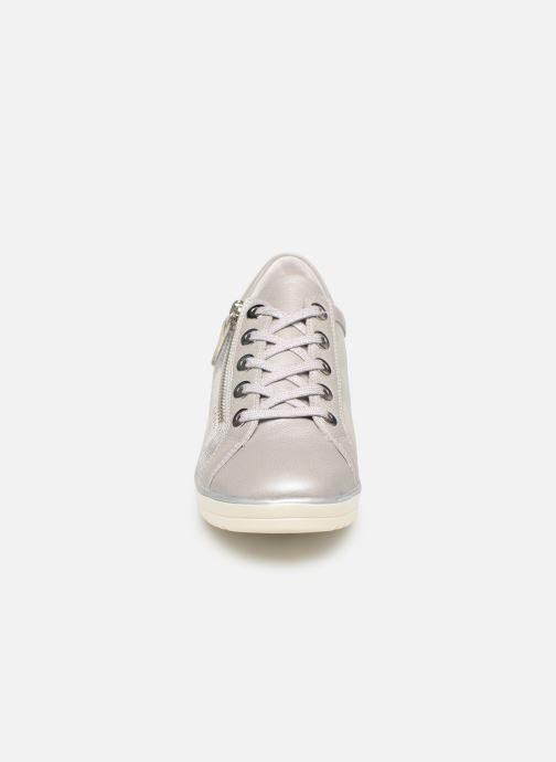 Baskets Remonte Beryl R7206 Gris vue portées chaussures