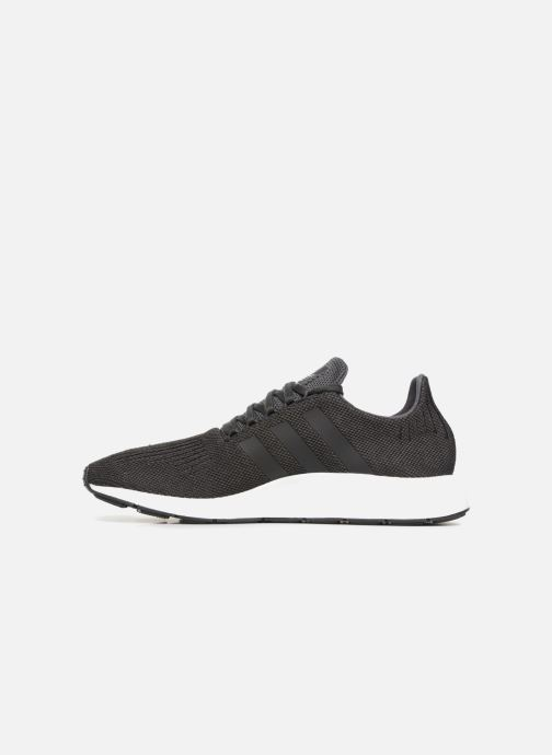Sneakers Adidas Originals Swift Run Nero immagine frontale