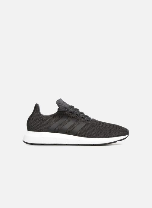 Baskets adidas originals Swift Run Noir vue derrière