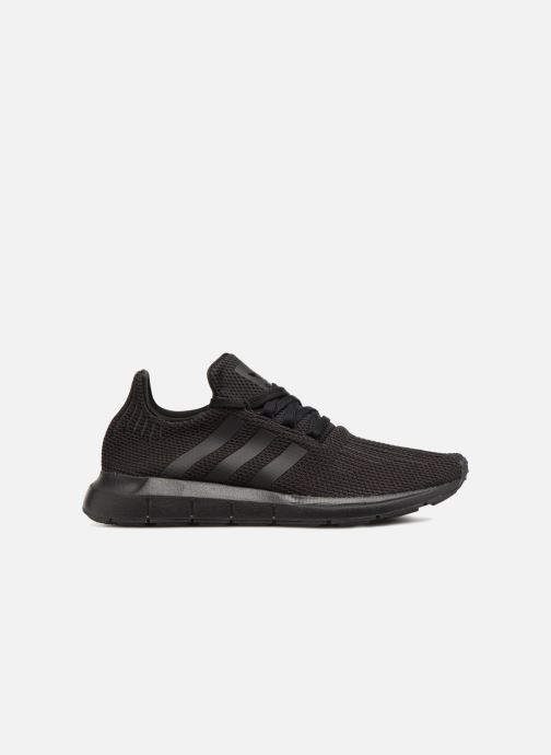 Sneakers Adidas Originals Swift Run Zwart achterkant