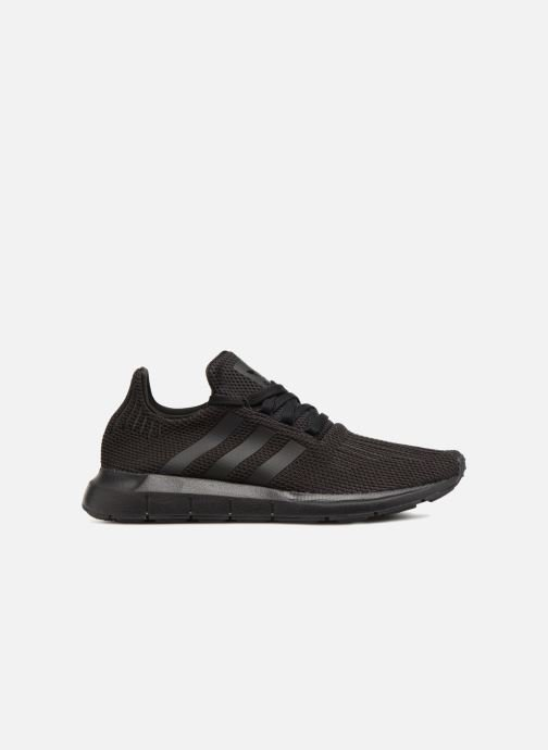 Deportivas Adidas Originals Swift Run Negro vistra trasera