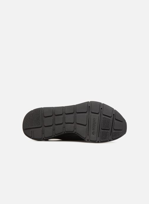 Sneakers adidas originals Swift Run Zwart boven
