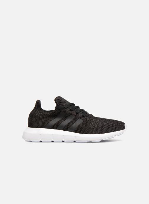 Sneaker adidas originals Swift Run schwarz ansicht von hinten