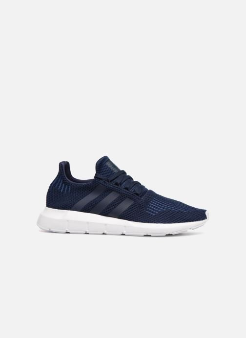 Sneakers Adidas Originals Swift Run Blauw achterkant