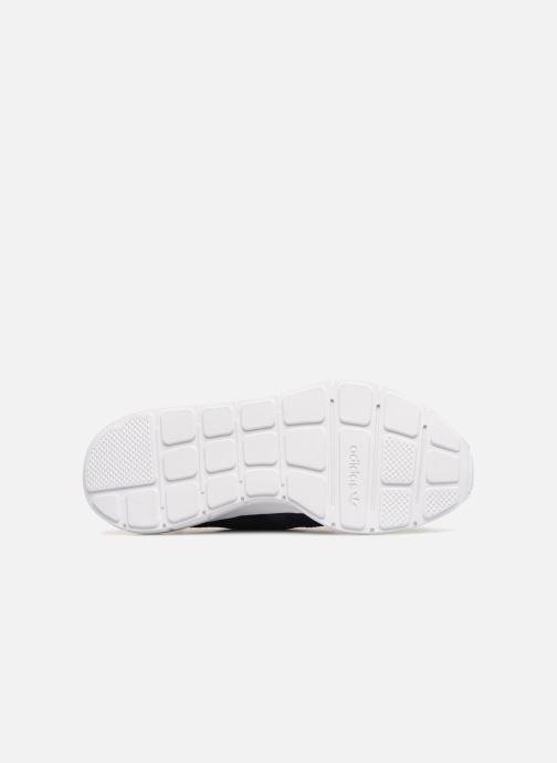 Sneaker adidas originals Swift Run blau ansicht von oben
