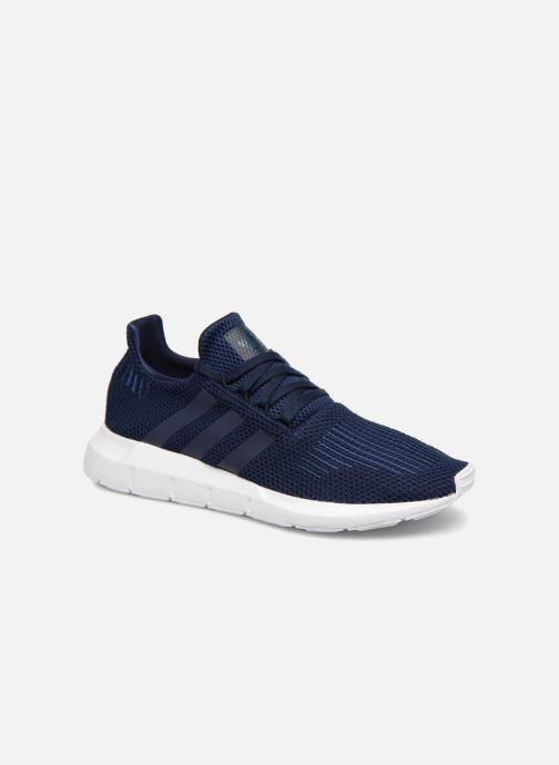 Sneakers adidas originals Swift Run Blauw detail