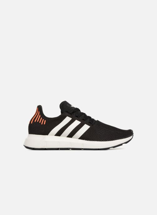 Sneakers Adidas Originals Swift Run Svart bild från baksidan