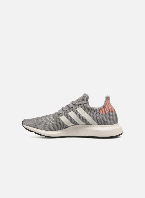 Sneakers Adidas Originals Swift Run Grå bild från framsidan