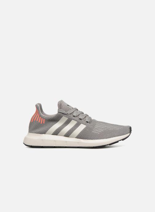 Sneakers adidas originals Swift Run Grå bild från baksidan