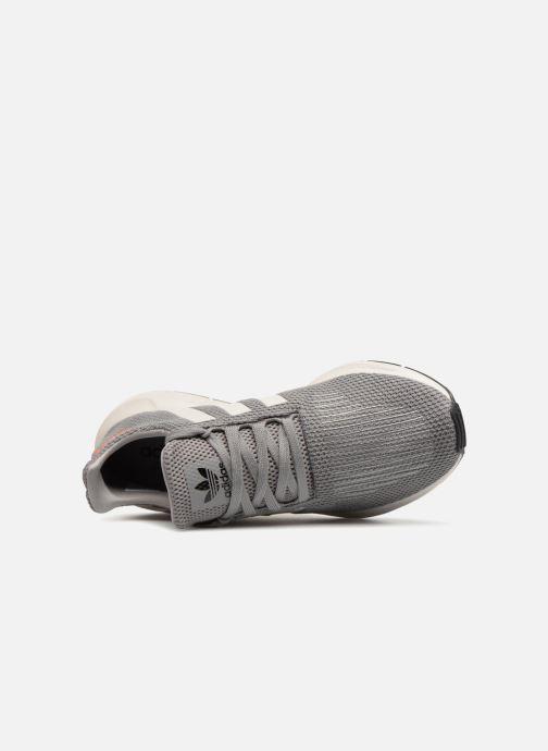 Sneakers adidas originals Swift Run Grå bild från vänster sidan