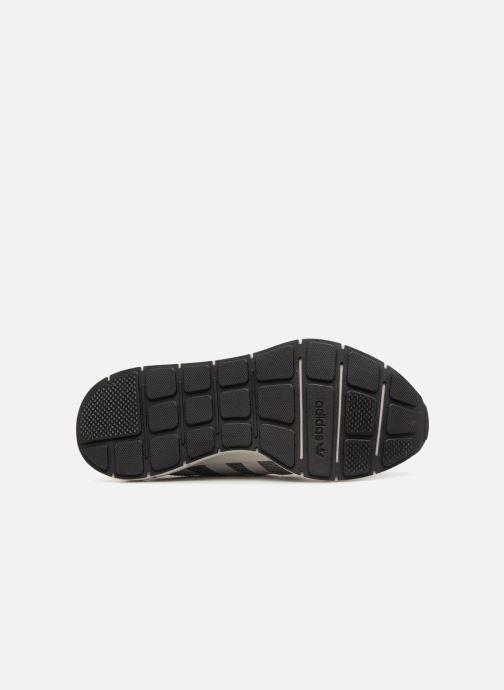 Sneakers adidas originals Swift Run Grå bild från ovan