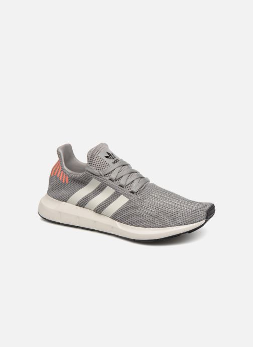 Sneaker Adidas Originals Swift Run grau detaillierte ansicht/modell