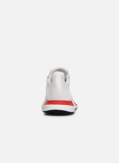 Sneaker adidas originals Swift Run weiß ansicht von rechts