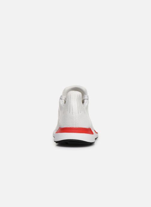 Baskets adidas originals Swift Run Blanc vue droite