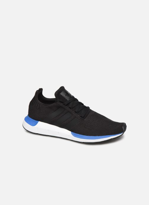 Sneakers adidas originals Swift Run Sort detaljeret billede af skoene