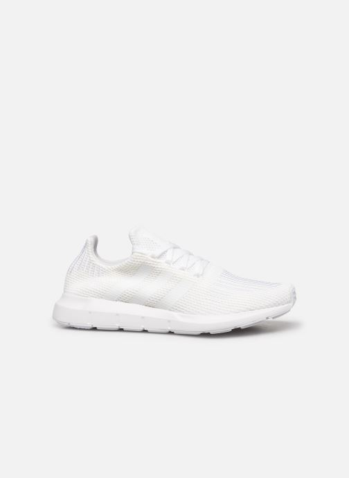 Baskets adidas originals Swift Run Blanc vue derrière