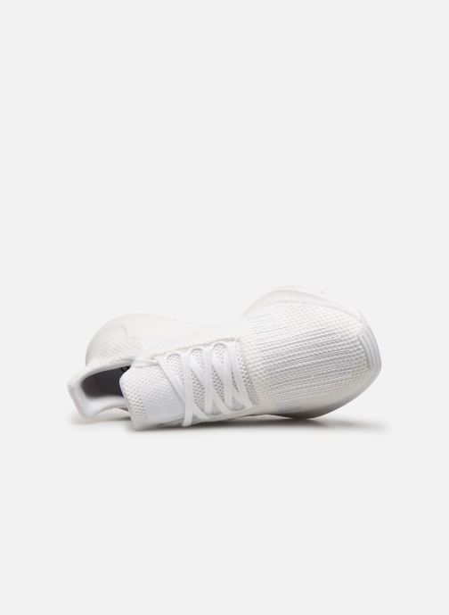 Baskets adidas originals Swift Run Blanc vue gauche