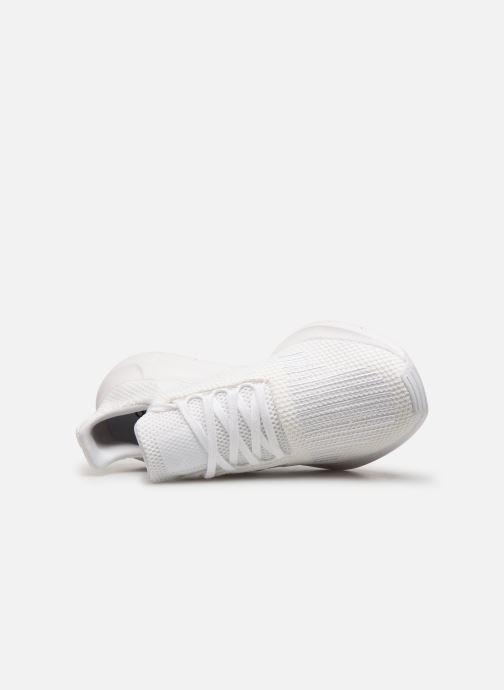 Baskets adidas originals Swift Run Blanc vue gauche