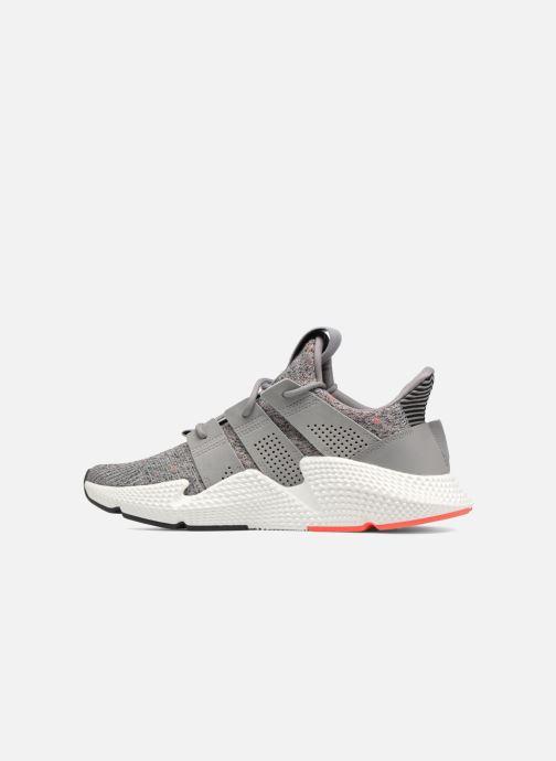 Sneaker adidas originals Prophere grau ansicht von vorne