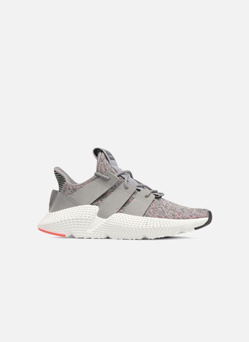 Sneaker adidas originals Prophere grau ansicht von hinten