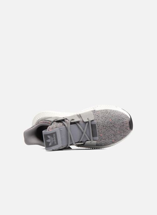 Sneaker adidas originals Prophere grau ansicht von links