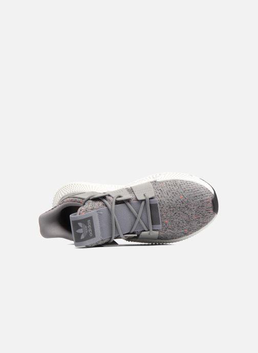 Sneaker adidas originals Prophere grau ansicht von links