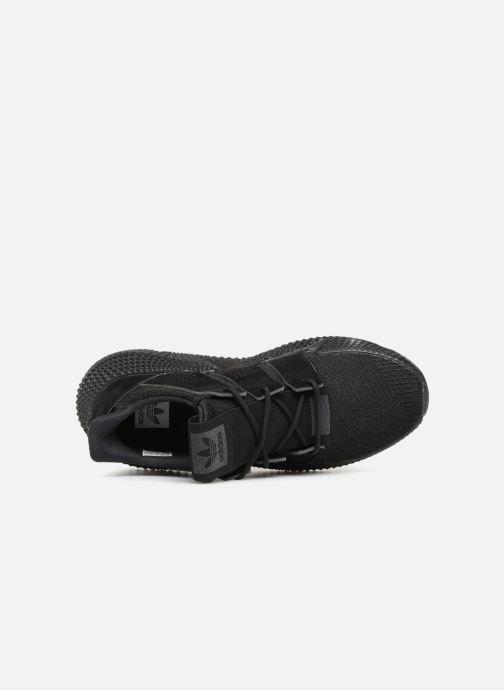 Sneaker Adidas Originals Prophere schwarz ansicht von links