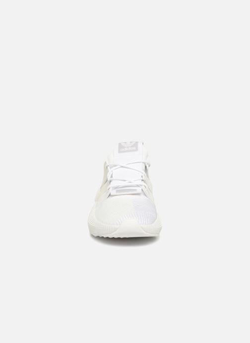 Sneaker Adidas Originals Prophere weiß schuhe getragen